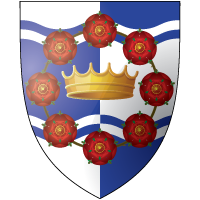 Atlantian Royal Heraldry -- Queen